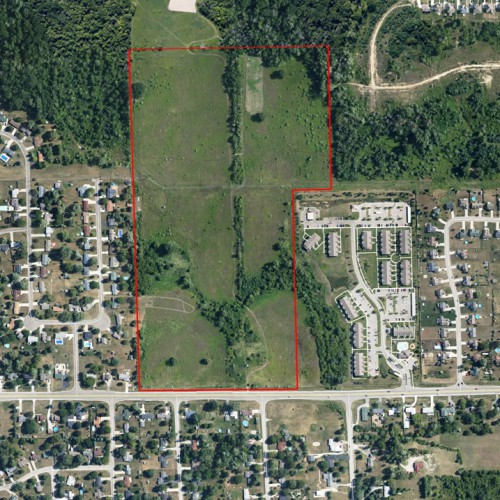 Vacant Land in Grand Blanc- 69.14 Total Acres