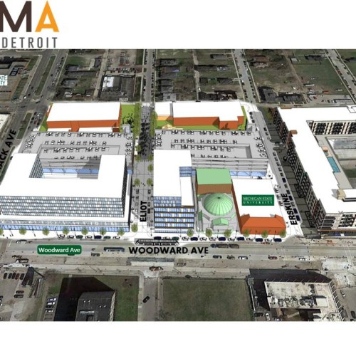 SOMA Detroit- Retail Opportunity