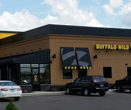 Join Buffalo Wild Wings!