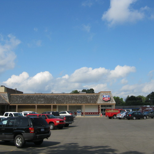 Yorkridge Shopping Center