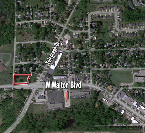 Vacant Land for sale in Pontiac