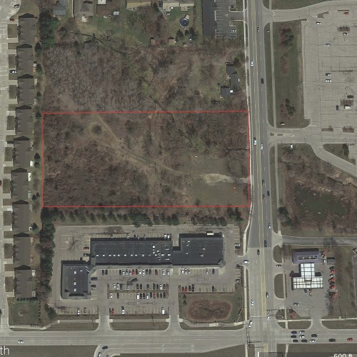5 Acres of land for sale off of Van Dyke Ave.