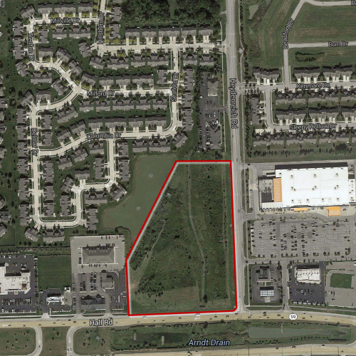 11.42 Acres Available For Sale, Lease or Build to Suit!