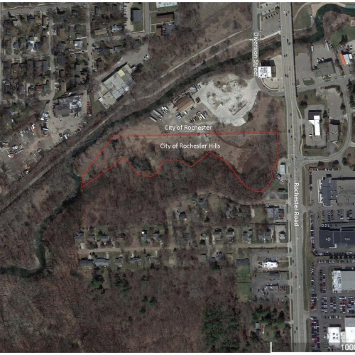 5.5 Acres for sale in walking distance to Downtown Rochester