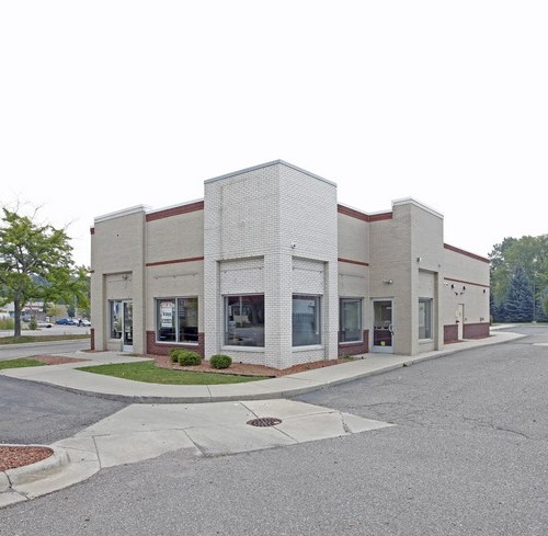 Former fast food restaurant for Sale/Lease