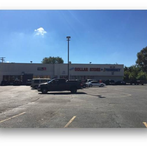 Retail and Land available off of Michigan Avenue