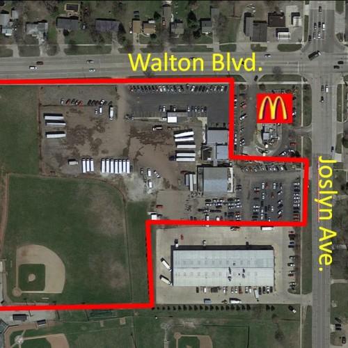 500 E. Walton Blvd