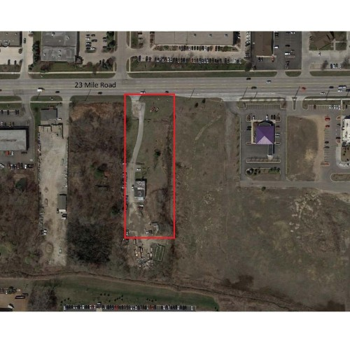 3 Acres- Ground lease or BTS