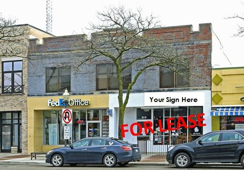 Prime Royal Oak Space for Lease