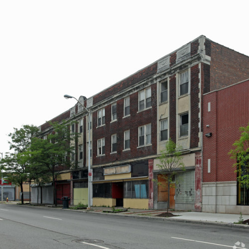 Multi-Family Historic Redevelopment