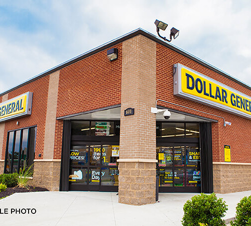 Investment Sale  l  12421 Hayes Street  l  Dollar General
