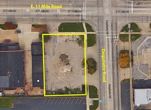 26737 Dequindre Rd, Madison Hts – Vacant Land