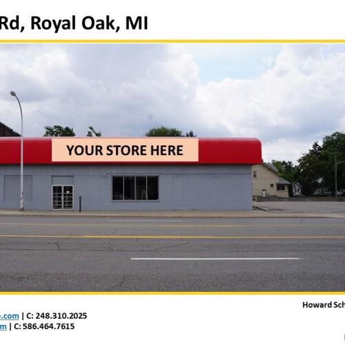 511 W 11 Mile Rd, Royal Oak, MI