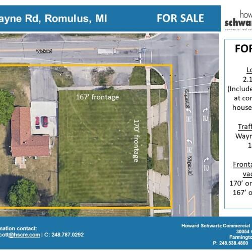 9234 Wayne Rd, Romulus, MI