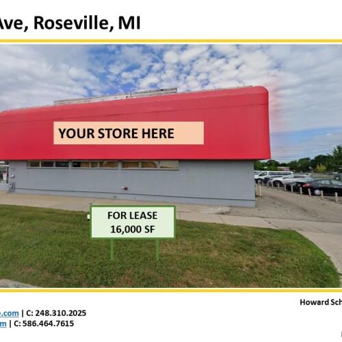 29523 Gratiot Ave, Roseville, MI