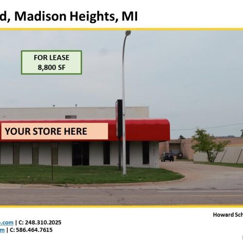 32080 John R Rd, Madison Heights, MI