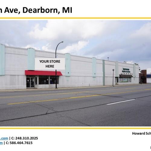 22688  Michigan Ave, Dearborn, MI