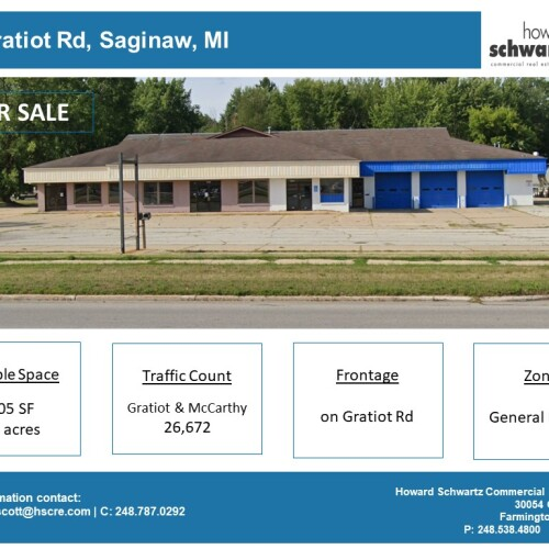 7492 Gratiot Rd, Saginaw, MI