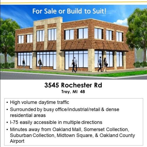 3545 Rochester Rd, Troy, MI