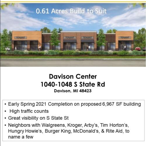1040-1048 S State Rd, Davison, MI