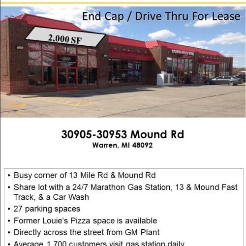 30952 Mound Rd, Warren, MI
